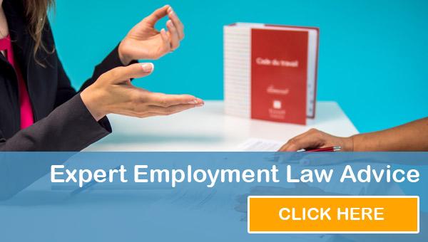 Expert Employment Law Advice
